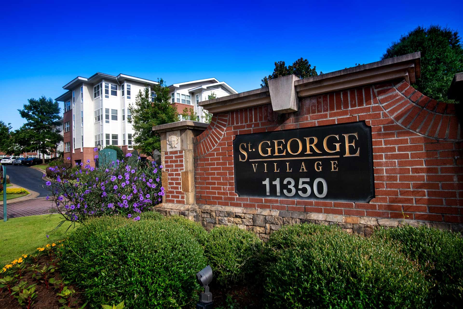 about st. george village